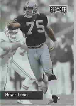 HOWIE LONG CARDS
